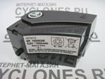 Электровеник Karcher комплектуется съемной аккумуляторной батареей