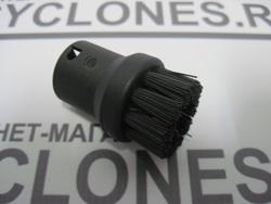 Точечная насадка со щетинкой для пароочистителя Karcher SC 1122