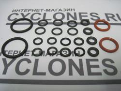 Комплект прокладок на пароочиститель SC 1020